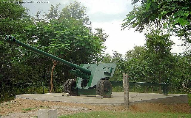 100 mm field gun M1944 (BS-3)