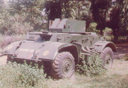 Staghound at NCC Directorate