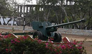 Artillery Center, Golconda